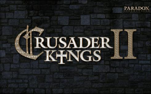 Crusdaer Kings 2 Logo